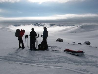 sneeuwschoen-wandelen-Hardangervidda